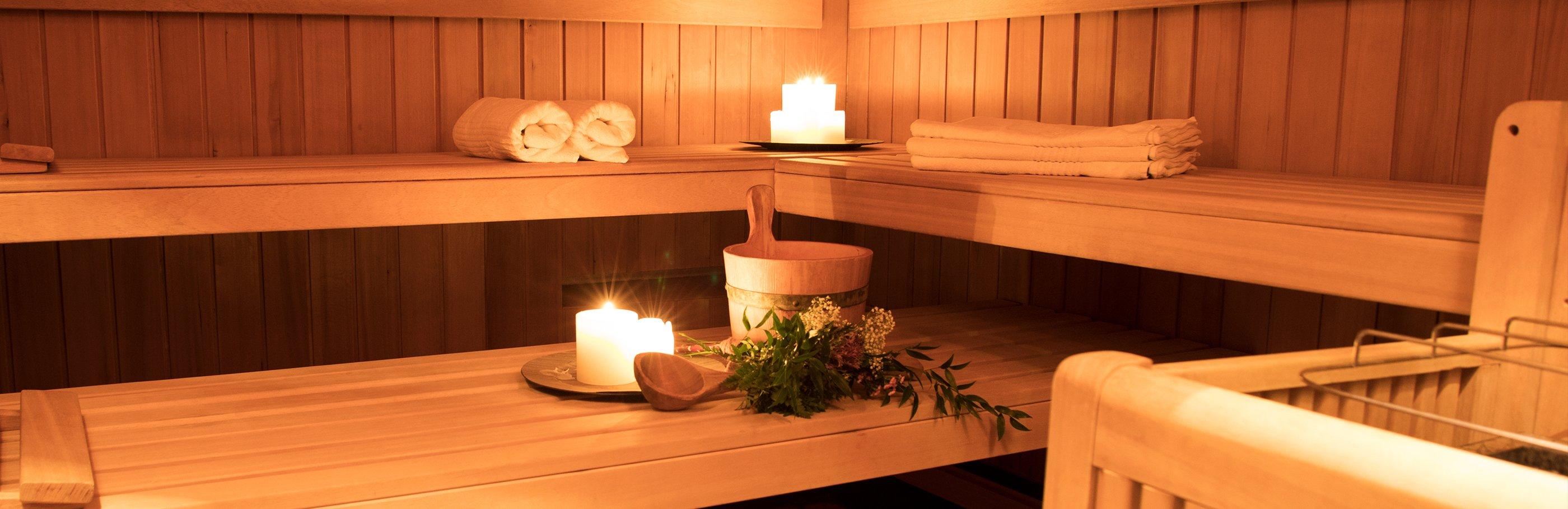 Kräuter Sauna
