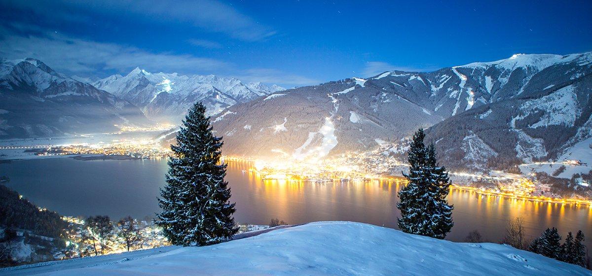 Winternacht Zell am See / Kaprun